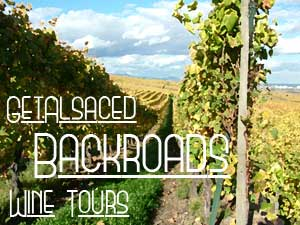 Backroads wine tours of Alsace