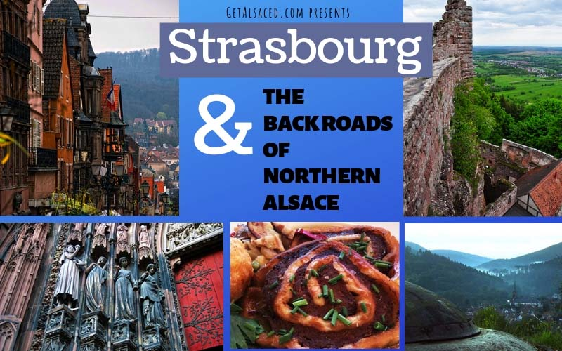 Strasbourg and the Back Roads of Northern Alsace guide: save yourself time, money and headaches. Like having your own personal tour guide with you.