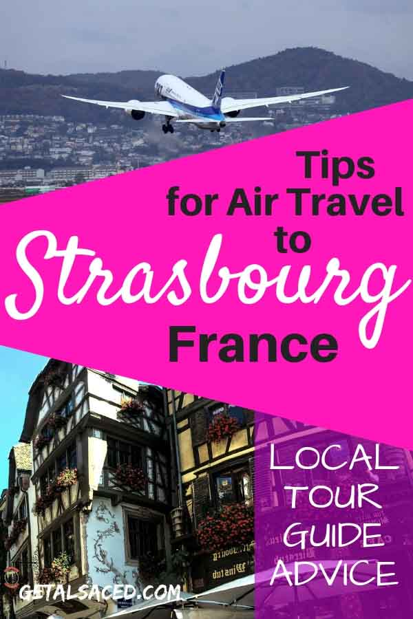 Are you planning a trip to Strasbourg France? You can fly to the Strasbourg airport, but there are some travel tips that will help you plan your trip here. #strasbourg #strasbourg alsace