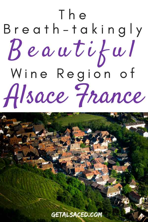 Time to get out in the French countryside in Alsace! Travel destinations to cities in Europe are great, but the French villages are even more beautiful.  #alsace #france