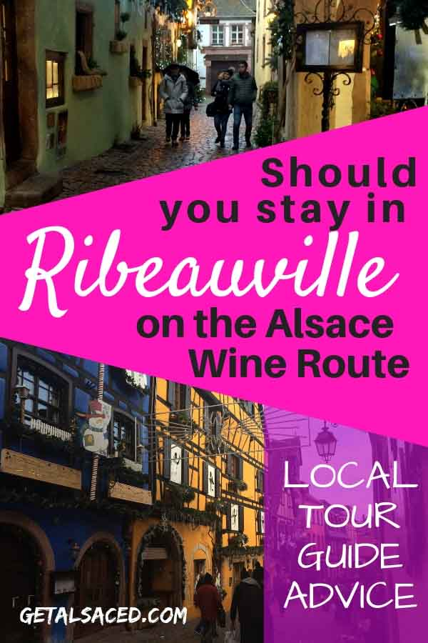 Have you heard of Ribeauville on the Alsace Wine Route? Want to know more about this super touristy village in France?  #ribeauville #alsace ribeauville #ribeauville hotel