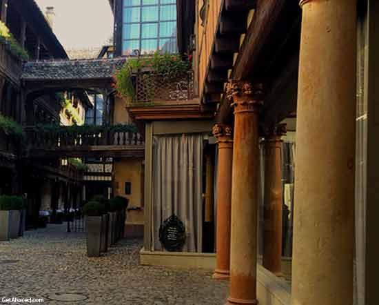 special hotel in strasbourg in alsace france