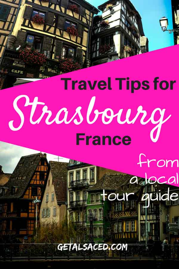 Are you planning a trip to Strasbourg in Alsace France? Need some tips and things to do? Looking for a great hotel? Save yourself some time and get advice from a local tour guide