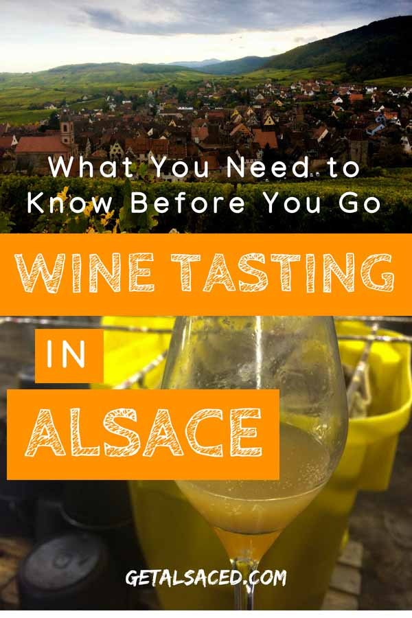 Are you planning a trip to the Alsace Wine Route? Need some advice on Alsace wine tasting? #alsace wine route #alsace wine #alsace france #alsace wine travel