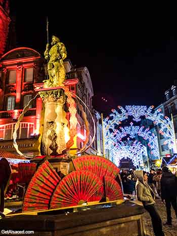 christmas markets in alsace france