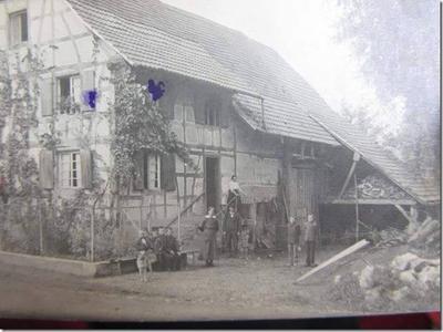 Original family home
