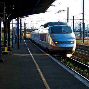 train in alsace france